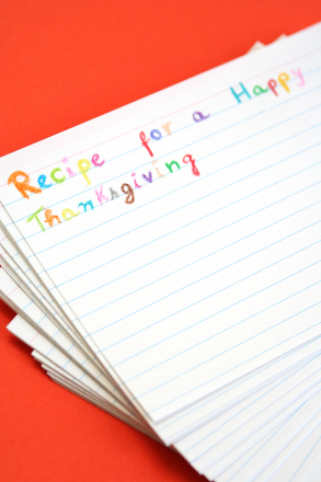 Third Grade Holidays & Seasons Activities: Create a Recipe to Practice Writing