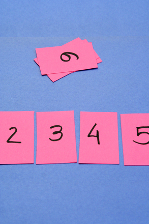 Fourth Grade Math Activities: Play Cards for Place Value