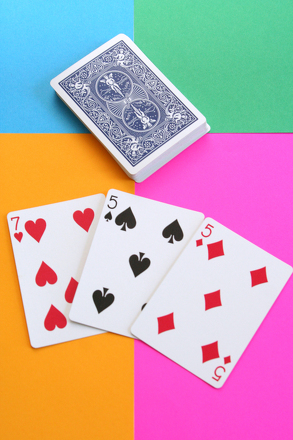 First Grade Math Activities: Seventeen: A Math-Builder Card Game
