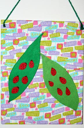 Kindergarten Math Activities: Make a Ladybug Storyboard!