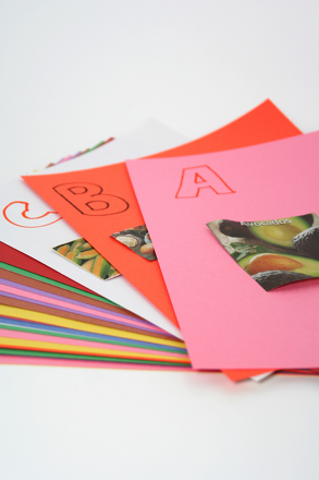 Preschool Reading & Writing Activities: Make an Alphabet Book