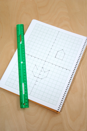 Fifth Grade Math Activities: Solve a Graph Puzzle