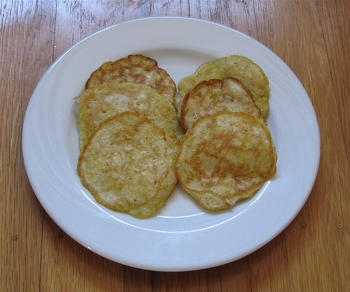 Fourth Grade Recipes Activities: Gluten Free Pancake Recipe