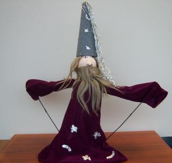 Papier-Mâché Puppet Wizardry | Activity | Education.com