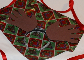 Kindergarten Holidays Activities: Reindeer Antlers Headband