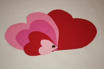 First Grade Holidays & Seasons Activities: Homemade Valentine's Gift