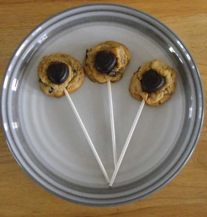 Kindergarten Holidays & Seasons Activities: Cookie Pops