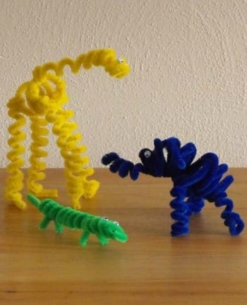 & Pipe Cleaner Animals | Activity | Education.com