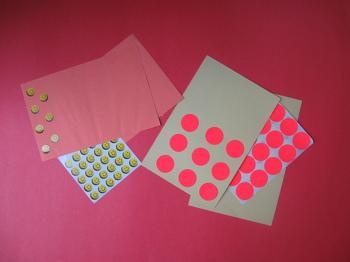 Kindergarten Math Activities: Count the Dots