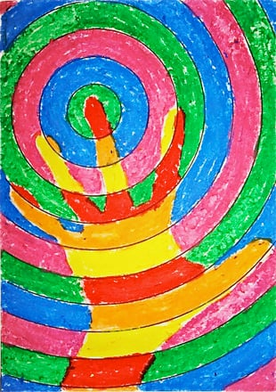 Third Grade Arts & crafts Activities: Color Theory Made Easy