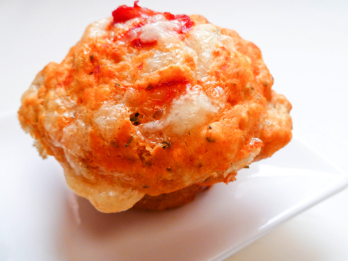 Fourth Grade Recipes Activities: Bake Pizza Muffins