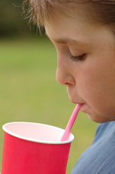 Is High-Fructose Corn Syrup Making Kids Fat?