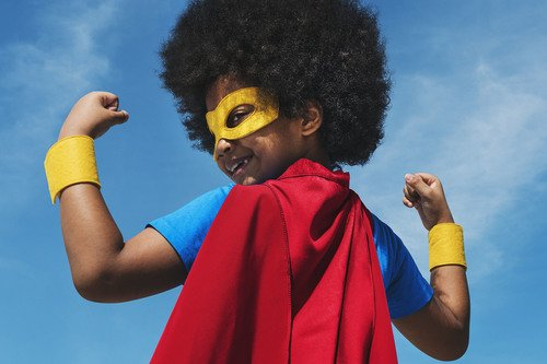 Fourth Grade Reading & Writing Activities: Superhero Research Project