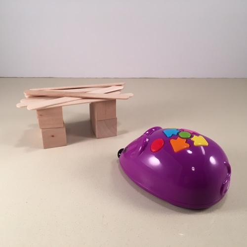 Kindergarten Science Activities: Blow the House Down with Robotics