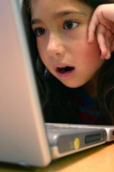 Is Reading on the Computer Bad for Your Child?