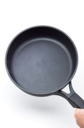 Fifth Grade Science Science projects: Cast Iron Pans Versus Regular Teflon Pans