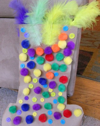 First Grade Arts & crafts Activities: 100th Day of School Top Hat