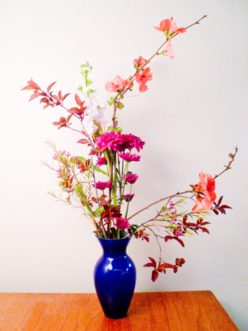 Fifth Grade Science Activities: Ikebana: Flower Arrangement