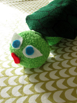 Kindergarten Arts & Crafts Activities: Make a Magic Turtle