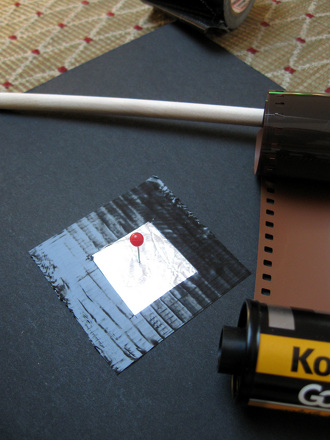 High School Science Activities: Build a Pinhole Camera