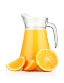 Identify vitamin C in fruit juices and to determine which of the following juices contain the most vitamin C