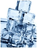 Determine which environment keeps an ice cube frozen for the longest duration. Inspect and record your observations when cubes melt.