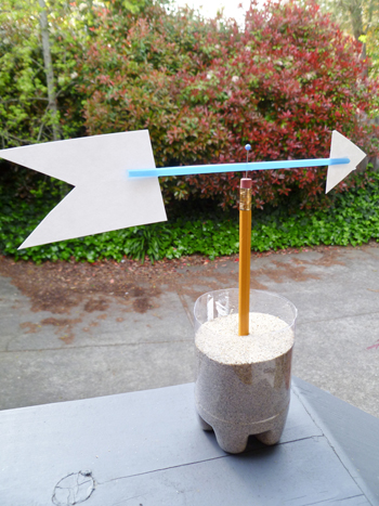 Fourth Grade Science Activities: How to Make a Weathervane