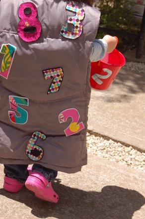 Preschool Math Activities: Number Hero
