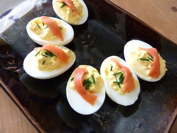 Third Grade Holidays Activities: Easter Deviled Eggs