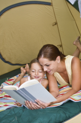 Best Books for Camping