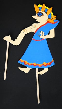 Fourth Grade Arts & Crafts Activities: Wayang