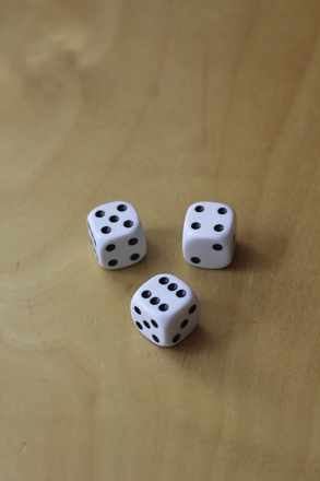 Fourth Grade Math Activities: Dice Probability