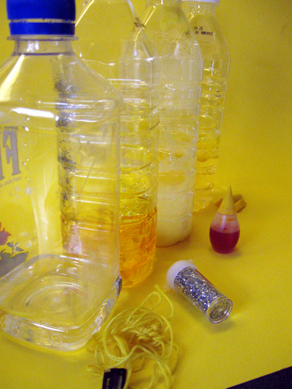 Preschool Science Activities: Have Fun with Yellow Science