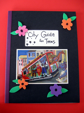 Third Grade Reading & Writing Activities: Make a City Guide For Kids!