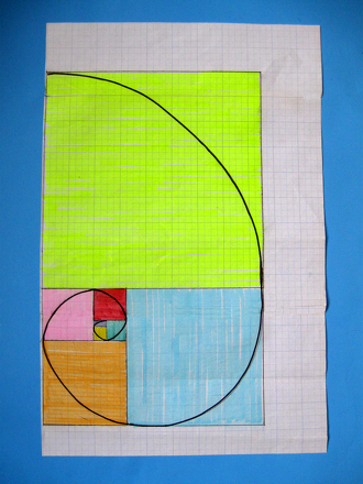 Middle School Arts & Crafts Activities: The Golden Mean: Fibonacci and the Golden Ratio
