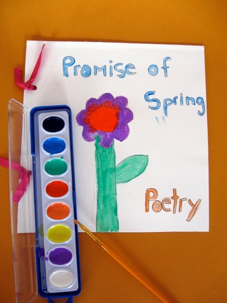 Third Grade Reading & Writing Activities: Nature Poetry