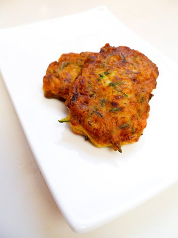 Middle School Recipes Activities: Zucchini Fritters