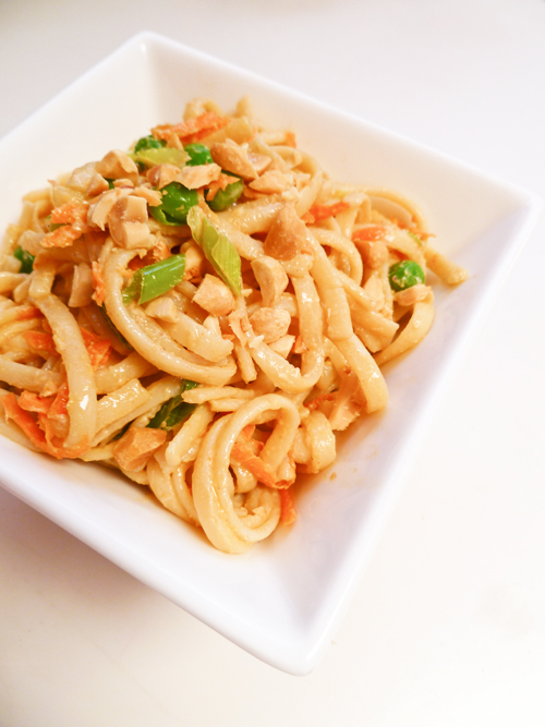 Fifth Grade Recipes Activities: Thai Peanut Noodles