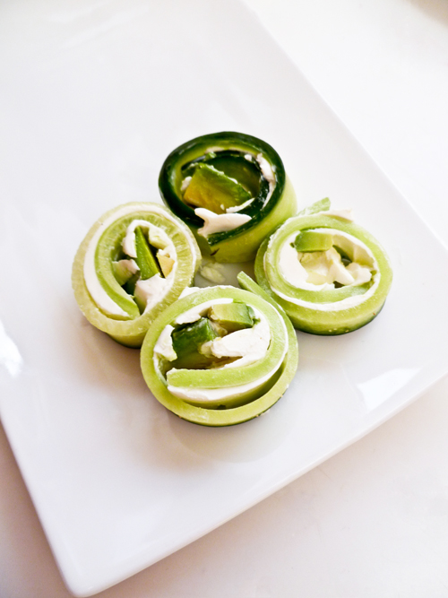 Fifth Grade Recipes Activities: Avocado Sushi