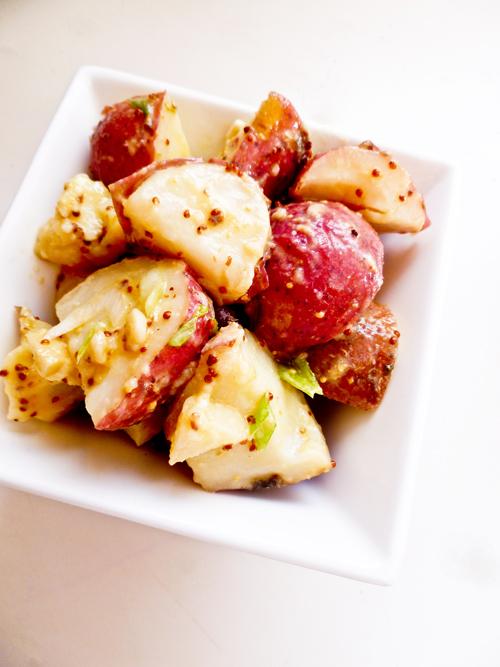Fifth Grade Recipes Activities: German Potato Salad
