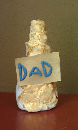 Third Grade Holidays & Seasons Activities: Best Dad Trophy