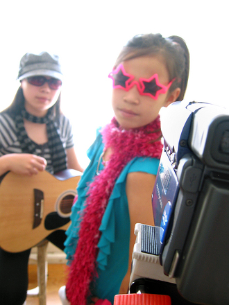 Fourth Grade Arts & crafts Activities: Make a Music Video
