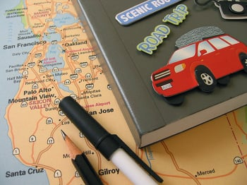 Fourth Grade Reading & Writing Activities: Make a Travel Journal