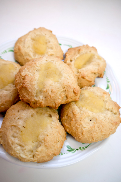 Kindergarten Recipes Activities: Applesauce Cookies