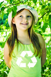 Going Green: Five Tips for Your Child's School