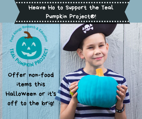 Fourth Grade Reading & Writing Activities: Teal Pumpkin Project: Spread the Word!