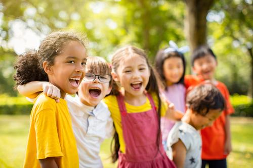 Kindergarten Social emotional Activities: THINK for Kind Talking