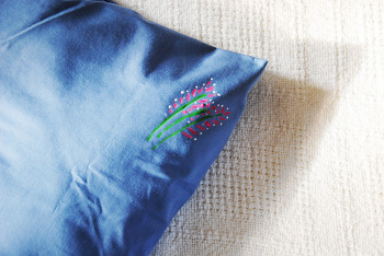 Fifth Grade Holidays Activities: Lavender Pillow