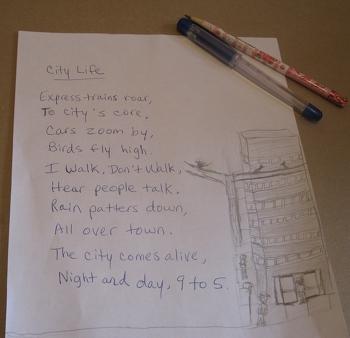 Write a City Poem | Activity | Education com