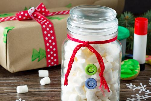 Second Grade Holidays Activities: Holiday Jars Full of Cheer